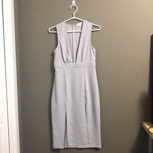 Superdown Lavender Dress
